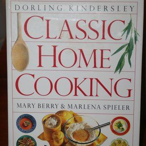 DK Classic Home Cooking Cookbook
